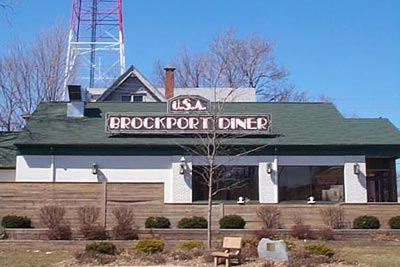 The Brockport Diner