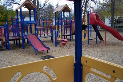 Family friendly parks abound in Brockport